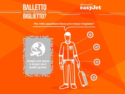 easyJet Facebook Game