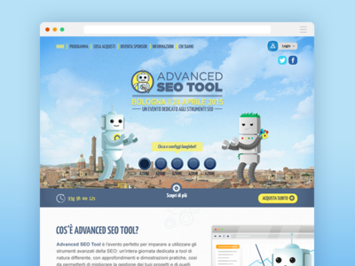 Advanced Seo Tool | Ui design & illustrations searchonmediagroup andremecha portfolio interface design web website event sprite animation illustrations character design responsive design web design ux design uiux ui design illustration