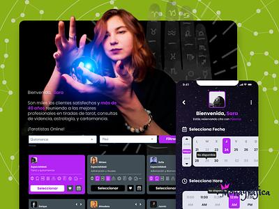UI Diseño Responsive. web figma design app ui