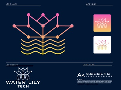 Water lily tech