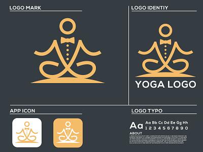 yoga logo logo illustration logo and branding modern logo logo design creative logo business logo minimal logo minimalist logo