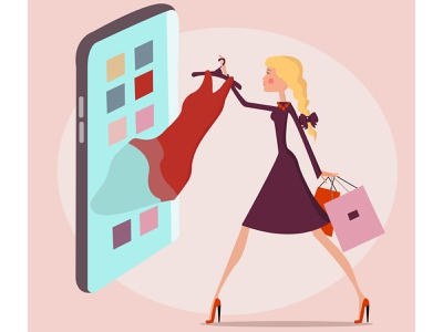 Online shopping shop consumer goods consumer discount buy buying sale fashion bags buy online shopper online shop logo shopping bag shopping cart shopping app online store commerce online store online shop shopping vector