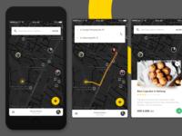 Bakery Finder App