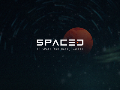 SPACED Logo | #SPACEDchallenge
