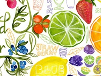 Fruit Infused Water Illustrated Recipe