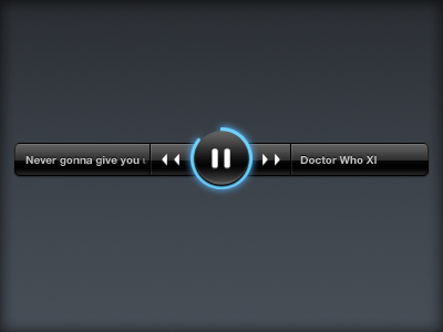 Pause music player