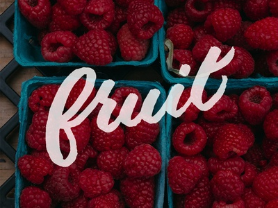 Fruity brush lettering hand lettering hand type tombow calligraphy lettering type typography