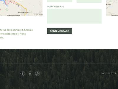 Viewaide wip application design web site landing viewade