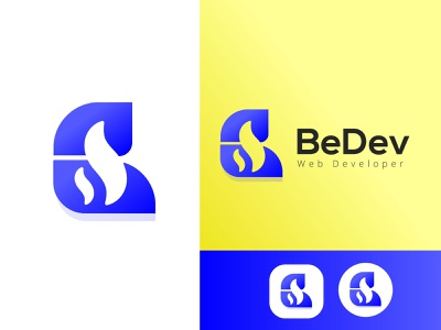 BeDev | web development firm logo web logo software logos logo logodesign software firm logo web developer logo web agency logo web logo