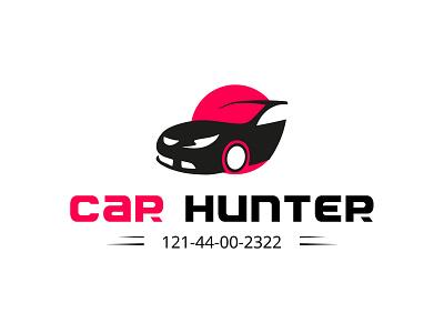Car Hunter | Car and Automobile logo design car logo idea car logo concept automobile logo automobile logo design branding logo designer car logo design car logo logo design