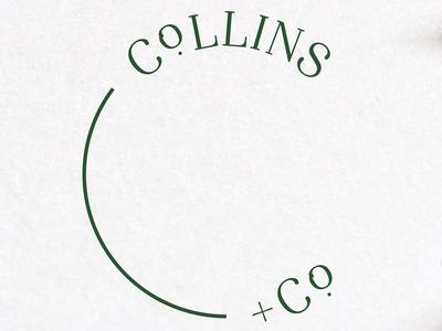 Collin Co PR Agency Logo Branding
