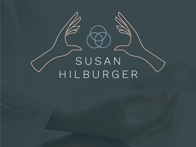 Holistic Yoga + Reiki Logo for Cancer Survivor