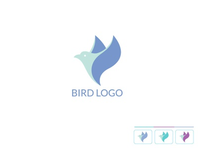 Modern Bird Logo nayon khan modern logo design abstract logo top logo design 2021 logo 2021 rakibul nayon rakibul islam nayon logo illustration design creative  design creative design minimal logo design graphic design company logo creative logo design business logo