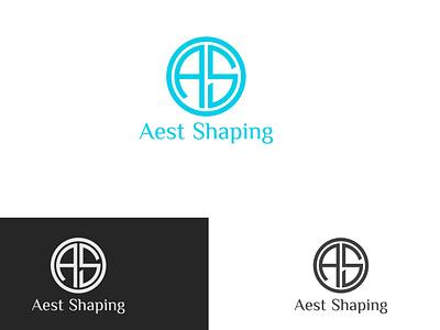 A+S Logo design logo illustration design creative  design creative design minimal logo design graphic design company logo creative logo design business logo
