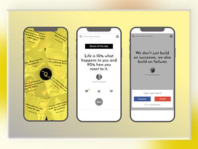 Home Page (Qtoniq) branding agency branding design branding webflow mobile design mobile app design mobile app quote design qtoniq uxdesign uidesign designagency webdesign theinfinitecanvas productdesign