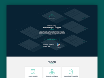 Hrm Landing Page