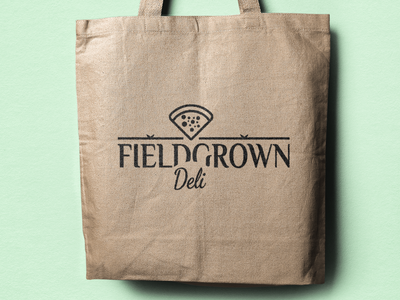 Logo Design [ Field Grown ] logo design graphic design
