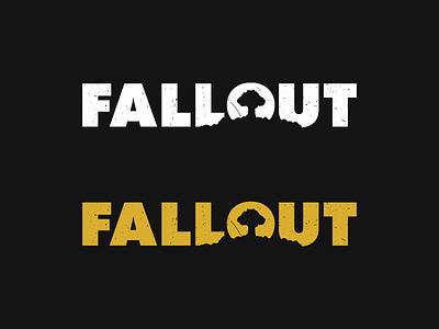 Logo Design [ Fallout ] logo design logo graphic design