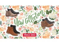 Voegele Shoes New Collection Design