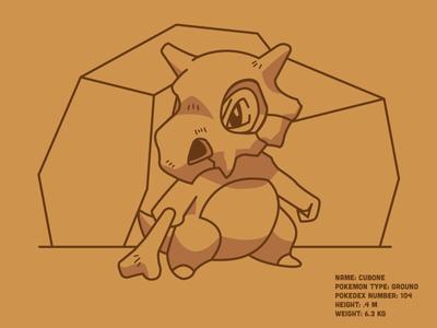 Pokemon Challenge - Cubone