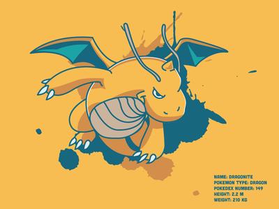 Pokemon Challenge - Dragonite