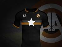 Andy's Avenger's Soccer Kit