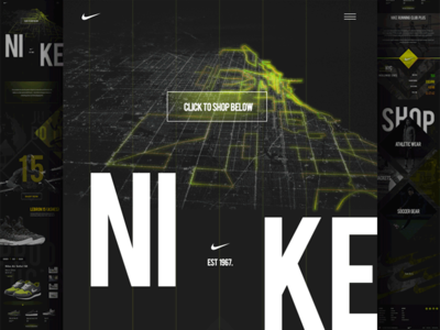 Rediscovered Nike Concept