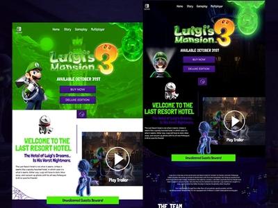 Mocktober 2019 - Luigi's Mansion 3