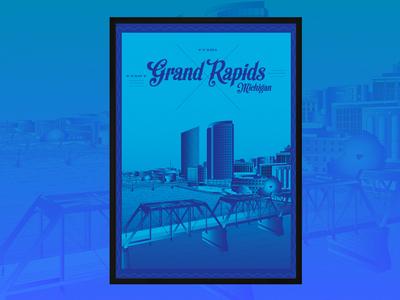 Grand Rapids Poster