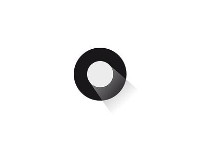 Logo Idea for Coaching clean simple white black dark light o logo