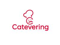 Catevering Full Logo