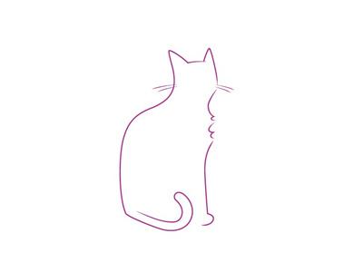 cat cat line