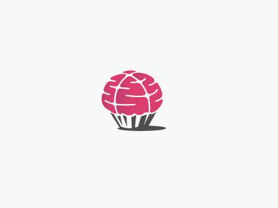 Delicious Brains2 delicious brain zombie horror head apocalypse logo