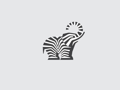 Striped Elephant