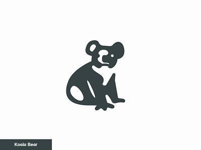 Koala Bear  11/24 nature icon animal logo bear koala