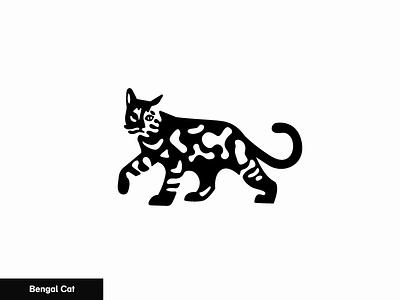 Bengal Cat  16/24 logo icon animal cat bengalcat