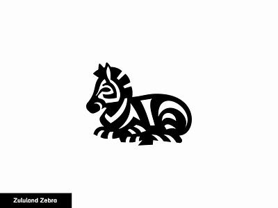 Zululand Zebra  24/24 icon logo animal zebra