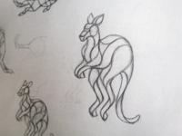 Kangoo Sketch