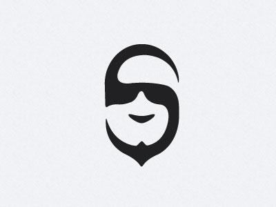 S s steva stevan logo portrait self portrait