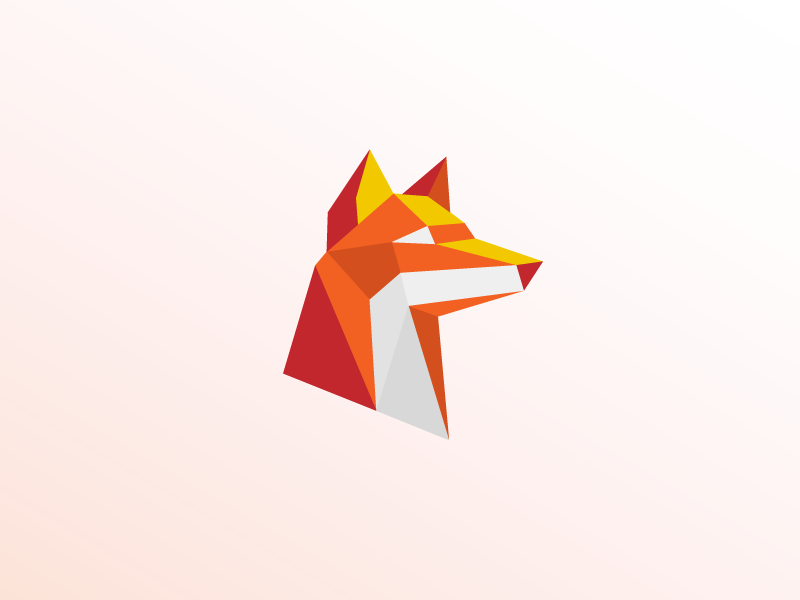 20 best examples of low poly logo design inkyy best examples of low poly logo design