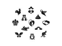 Icons BW