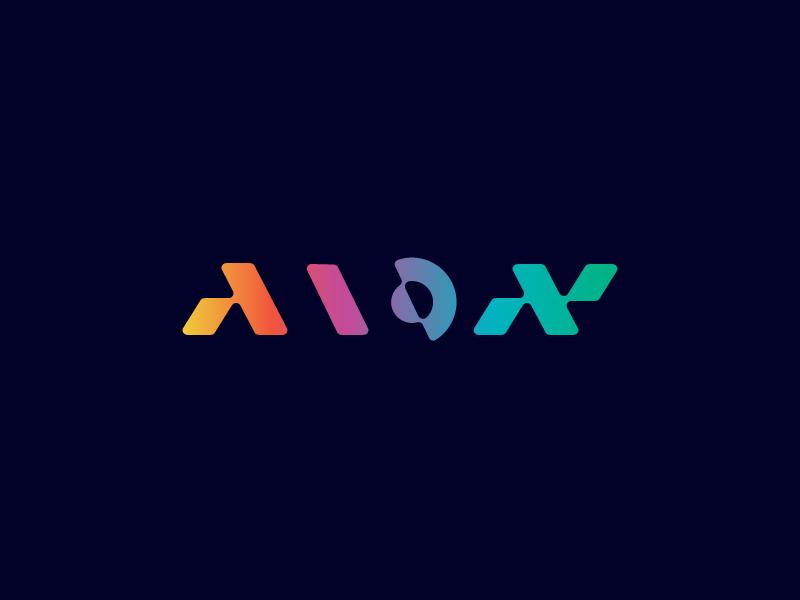 AION 1 color type logo aion