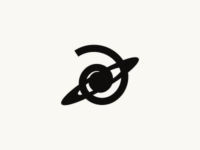 Symbol symbol icon logo planet spiral