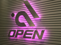 Open wallsign