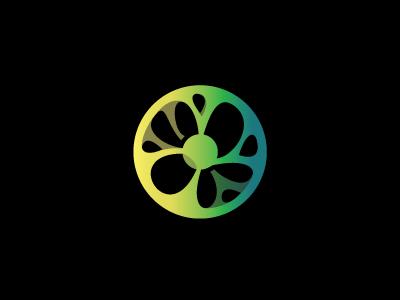 Sinapps1 sin synapse app logo circle neuron cell round shape abstract steva