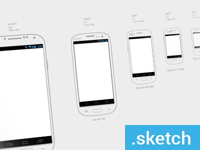Android screens kit android sketch free download mobile app
