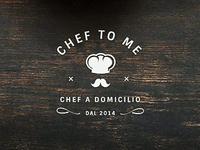 Chef to Me logo