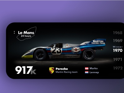 Sport Car One iphone porsche racing