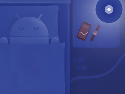 Sleep as Android Illustration android sleep