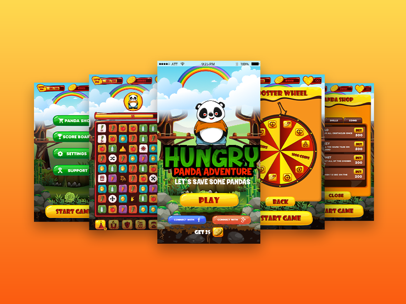 Hungry Panda Game Preview